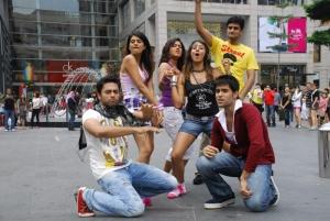 Mugguru Telugu Movie Stills Images
