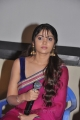 Muktha Bhanu Hot Saree Photos at Puthumugangal Thevai Press Meet