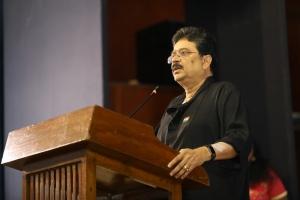SV Sekar @ Muktha Films 60th Year Celebrations Photos