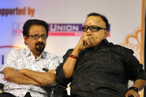 Maadhu Balaji, Radha Ravi @ Muktha Films 60th Year Celebrations Photos