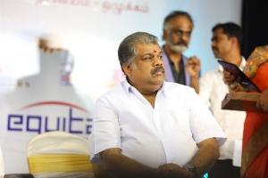 GK Vasan @ Muktha Films 60th Year Celebrations Photos