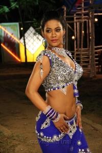 Mumaith Khan Spicy Pics in Arya Surya Movie Item Song
