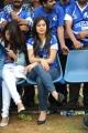 Nikesha Patel at CCL 2 Semi Final Match Stills