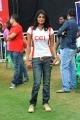 Priyamani at CCL 2 Semi Final Match Stills