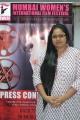 JS Nandhini at Mumbai Women's Film Festival Press Meet Stills