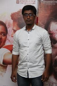 Director Adhiroopan @ Mupparimanam Audio Launch Stills