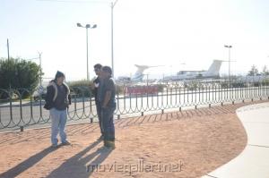 Muppoluthum Un Karpanaigal On Location Photos