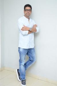 Actor Murali Sharma Photos @ Saaho Movie Interview