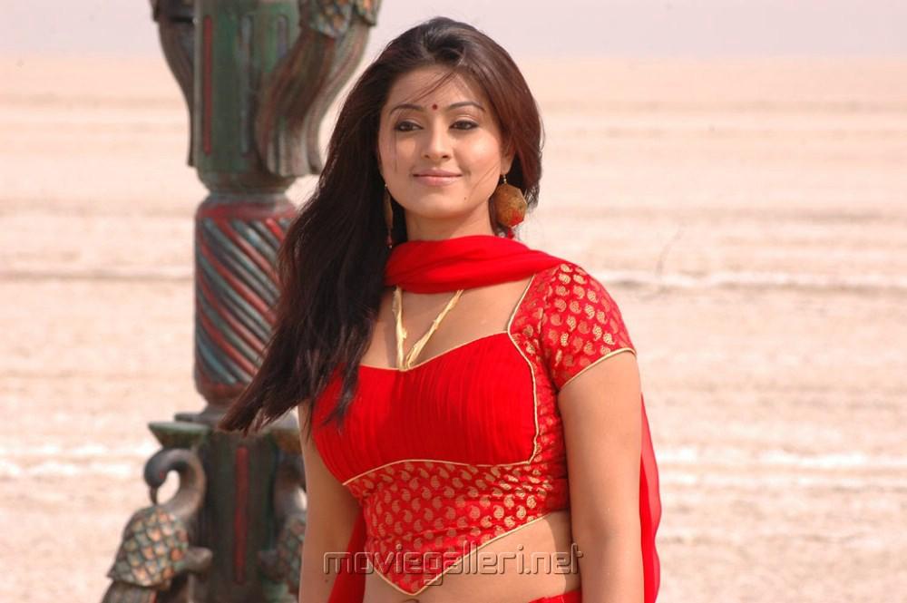 Actress Sneha Hot In Murattu Kaalai Movie