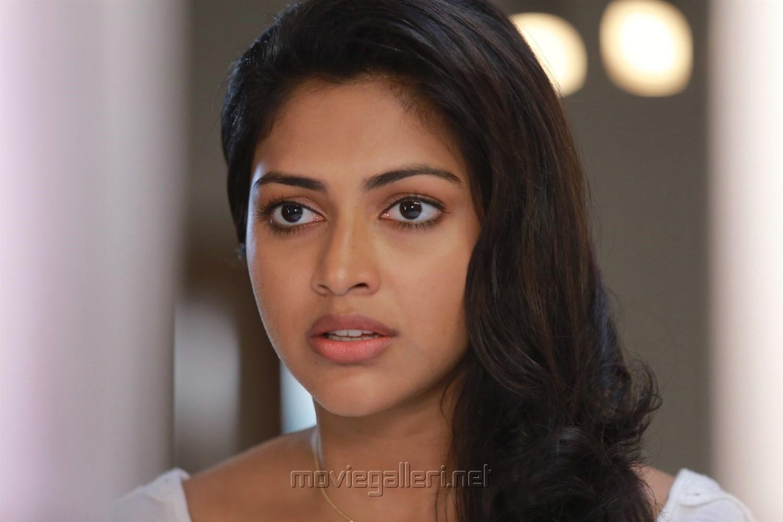 Actress Amala Paul in Murugavel Tamil Movie Stills