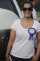 Varalakshmi Sarathkumar @ Muscular Dystrophy Awareness Rally 2014 Photos