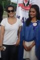 Varalakshmi, Gayathrie @ Muscular Dystrophy Awareness Rally 2014 Photos