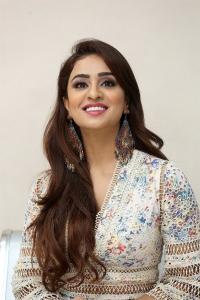 Actress Muskan Sethi Photos @ Ragala 24 Gantallo Movie Poster Launch