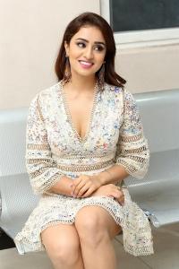 Actress Muskan Sethi Photos @ Ragala 24 Gantallo First Look Launch