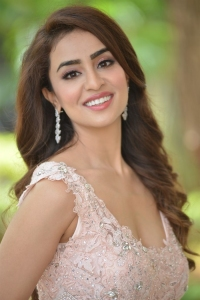 Actress Musskan Sethi Pictures @ Maro Prastanam Movie Trailer Launch