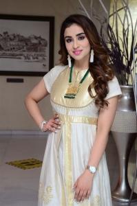 Radhakrishna Movie Actress Musskan Sethi Interview Pics