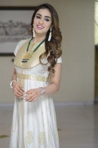 Actress Musskan Sethi New Pics @ Radhakrishna Movie Interview