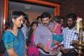 Actress Rohini at Muthamidum Bhoomi Audio Launch
