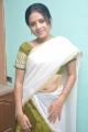 Asrik Banu Hot in Saree at Muthu Nagaram Movie Shooting Spot Stills