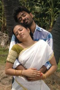 Sathish, Asrik Banu in Muthu Nagaram Tamil Movie Stills