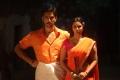 Gautham Karthik & Priya Anand in Muthuramalingam Movie Stills