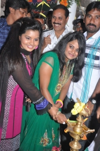 Actress Susan @ Muyal Tamil Movie Launch Pictures