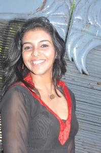 Kadhal Saranya in Muyal Tamil Movie Launch Pictures