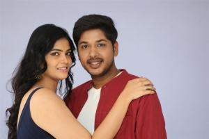 Kalpika Ganesh, Rakendu Mouli @ My Dear Marthandam Movie Press Meet Photos