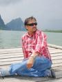 Director Arun Rudra @ My Heart Is Beating Movie Stills