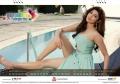 Actress Pranitha Subhash My South Diva Calendar 2017 Wallpapers - May Month