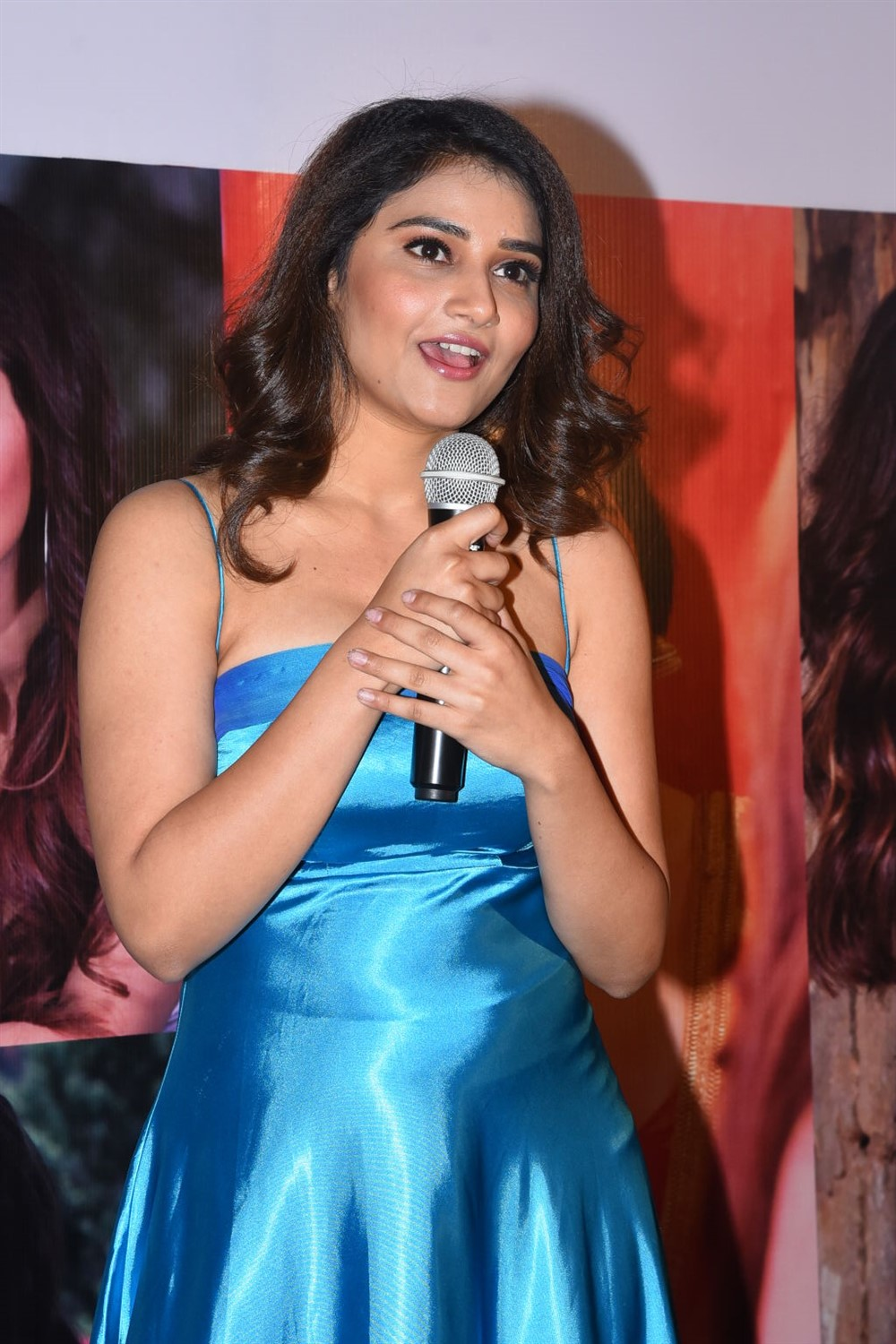 Priya Singh @ My South Diva Calendar 2020 Launch Stills