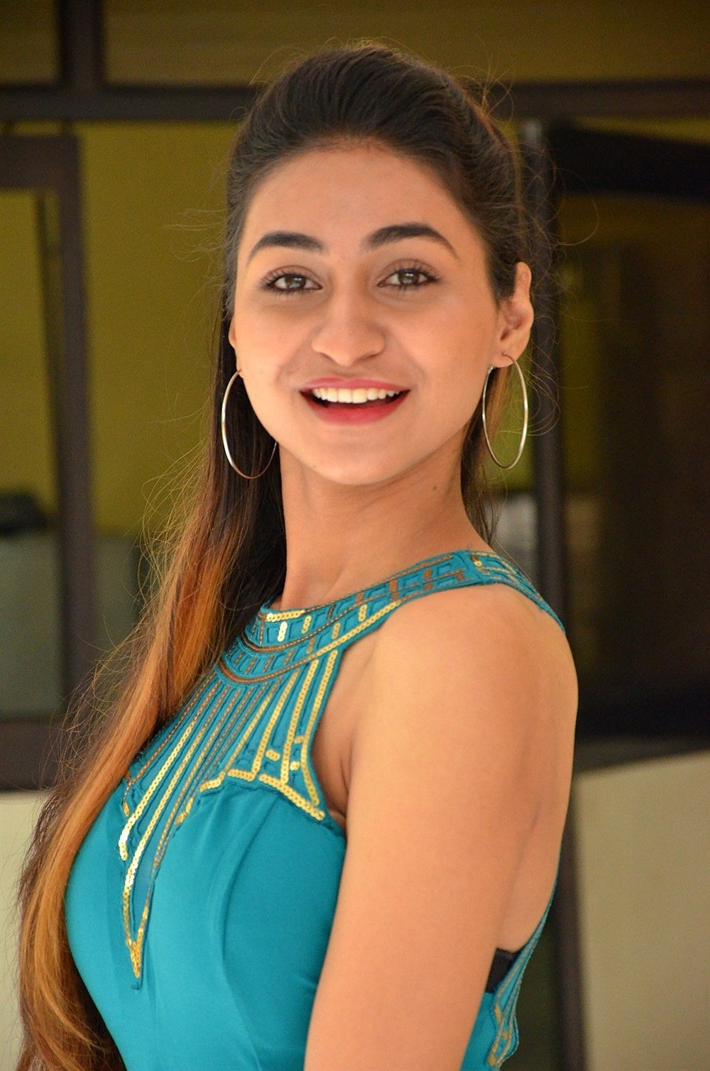Only Nenu Movie Actress Myra Amiti Photos