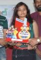 Telugu Actress Mythili Stills at Double Trouble Platinum Function