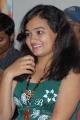 Telugu Actress Maithili Stills at Double Trouble Platinum Function