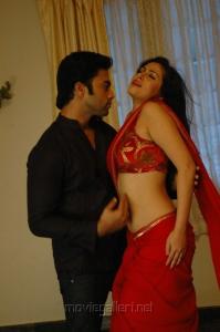 Navdeep, Sada Hot Stills in Mythili Movie