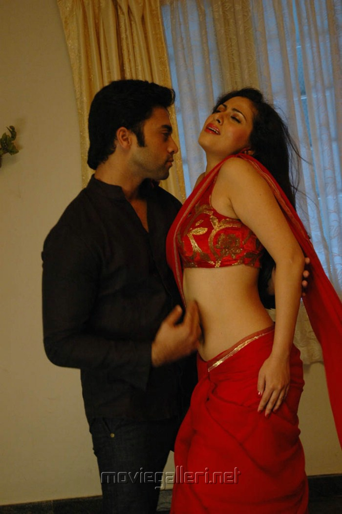 Picture 311663 | Mythri Movie Navdeep, Sada Spicy Hot ...