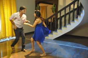 Sada and Navdeep in Mythri Movie Hot Stills