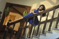 Actress Sada Hot Stills in Mythri Movie