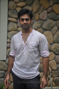Actor Navdeep in Maithri Movie Stills