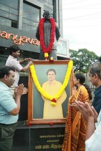Actress Sachu @ Kalaivanar N.S.Krishnan 56th Memorial Day Photos