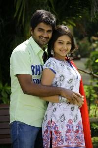 Dilip, Priyanka in Na Sami Ranga Telugu Movie Stills
