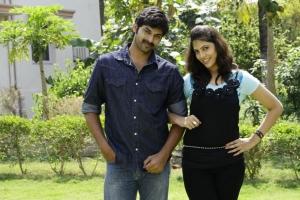 Saikumar Pampana, Yaswini in Na Sami Ranga Telugu Movie Stills