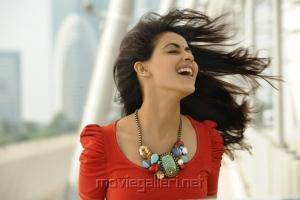 Actress Genelia in Naa Ishtam Movie Stills