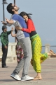 Rana, Genelia in Naa Istam Movie Stills