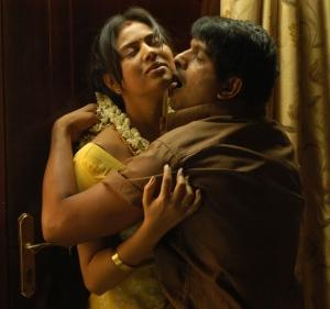 Tarun Shatriya, Tejashree in Naa Madilo Nidurinche Cheli Movie Hot Stills