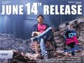 Kalyan Ram in Naa Nuvve Movie Grand Release on June 14th Posters HD
