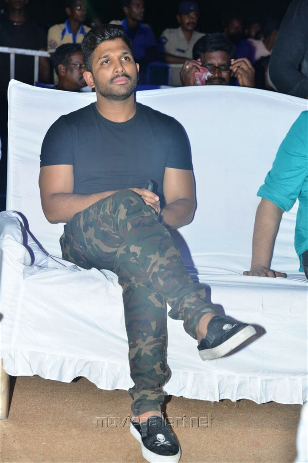 Allu Arjun @ Naa Peru Surya Audio Launch Stills