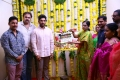 Sridhar Lagadapati, Nagendra Babu, Allu Arjun mother Nirmala @ Naa Peru Surya Movie Pooja Stills