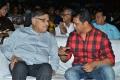 Allu Aravind, Arjun @ Naa Peru Surya Pre Release Event Stills