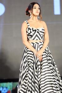 Actress Anu Emmanuel @ Naa Peru Surya Naa Illu India Pre Release Function Photos